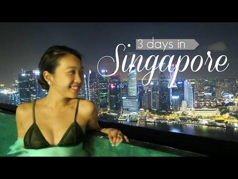3 Days in Singapore | TRAVEL VLOG