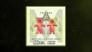 Marshmello & Anne-Marie - FRIENDS (BioHertz Remix)
