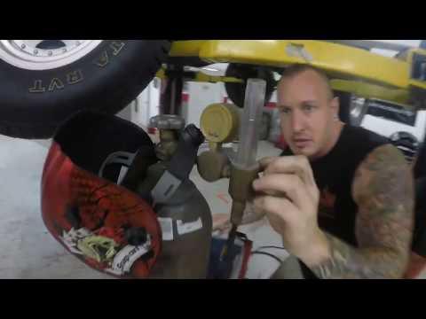 How To Fabricate A Custom Jeep CJ Exhaust