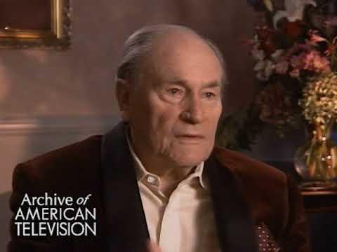 "E.G. Marshall on ""Kraft Television Theatre"" - TelevisionAcademy.com/Interviews"