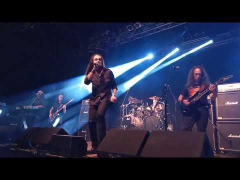 Domine - The fall of the Spiral Tower - Live Trezzo(MI) Metalitalia.com Festival 15/09/18 italy