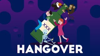 What happens to your body when you have a hangover? | Top Curious