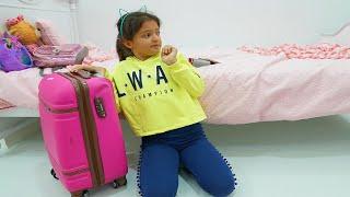 Masal settled Öykü in her room - fun kids