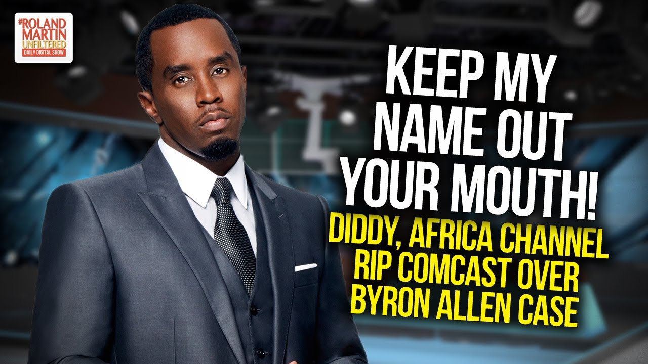 "Sean ""P. Diddy"" Combs 