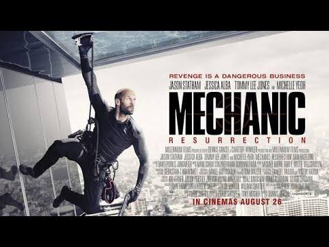 أروع افلام جيسون ستاثام Jason Statham ٢٠١٨ Mechanic مترجم #فيلم #اكشن