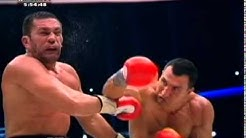 Владимир Кличко vs Кубрат Пулев - самые яркие моменты - Большой Бокс - Интер