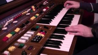 Christmas Today by Philip Jones / Yamaha Electone C-605