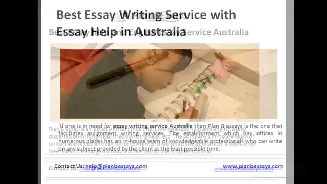 best essay au