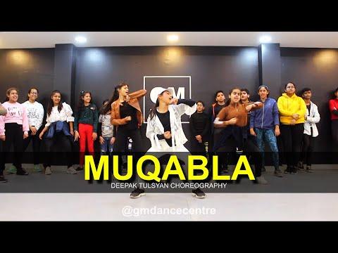 Muqabla - Dance Cover | Full Class Video | Street Dancer3D | Deepak Tulsyan Choreography | G M Dance