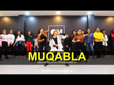 Muqabla - Dance Cover   Class   Street Dancer3D  Deepak Tulsyan Choreography  G M Dance