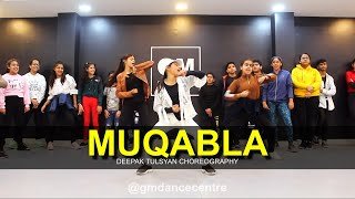 Muqabla - Dance Cover | Full Class Video | Street Dancer3D | Deepak Tulsyan Choreography | G M Dance