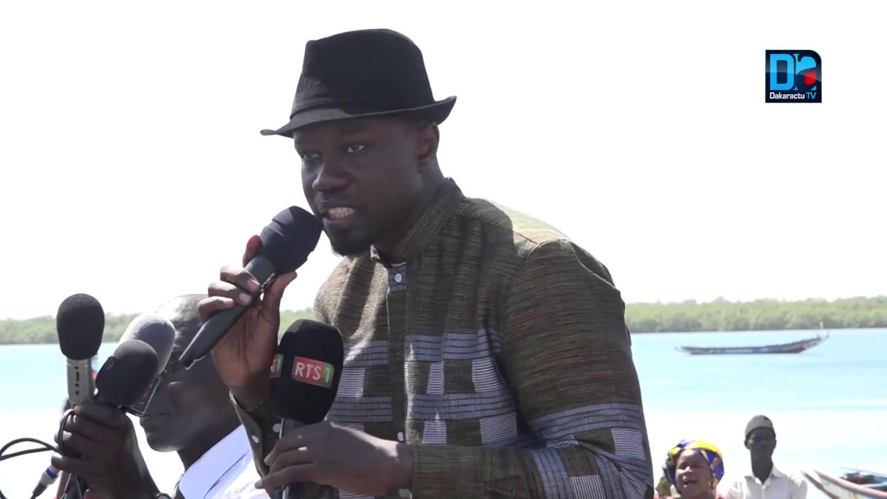 """Déclaration - Sonko : """"Nous allons dissoudre l'Assemblée nationale"""""""