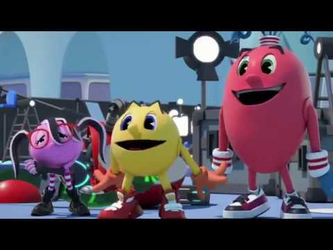 Disney XD Pac Man And The Ghostly Adventures Promo 480p