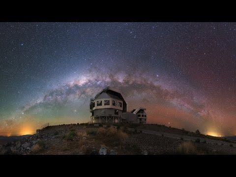 Chile: An Astronomer's Paradise