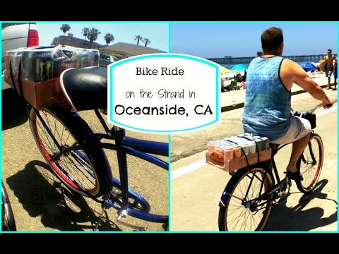 Bike Ride in Oceanside, CA