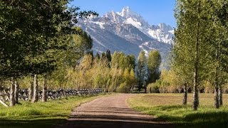 The Four Springs Ranch in Jackson, Wyoming