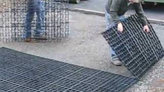 Ecoraster in Salem Oregon Porous Driveway Construction: Step-by-Step Construction and Installation