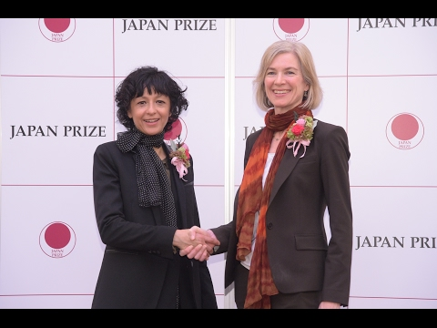 2017 Japan Prize Press Conference