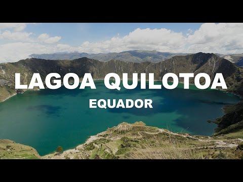 Lagoa Quilotoa - Equador