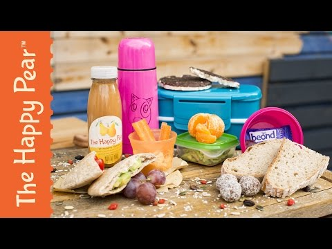 5 Healthy and Affordable Lunch Ideas for School! The Happy Pear