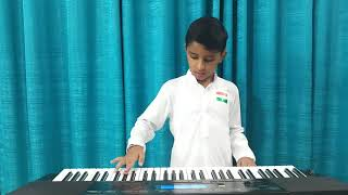 Kar Chale Hum Fida instrumental by Aarush Chhabra
