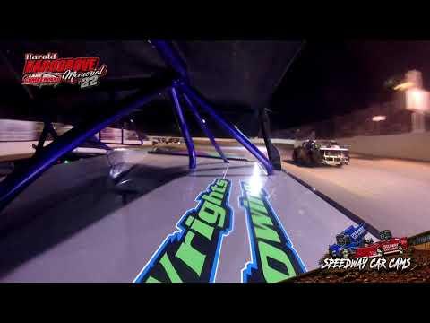 #7X Dylan Stevens - Mini Stock - 8-24-19 Lake Cumberland Speedway - In-Car Camera