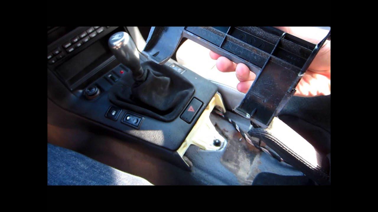 Repainting center console bmw e36 plasti dip with new ebay shift repainting center console bmw e36 plasti dip with new ebay shift boot and ebrake sciox Gallery