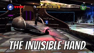 Lego Star Wars III The Clone Wars - A Tour of the Invisible Hand and the Space Mission