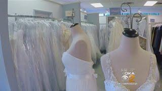 Local Bridal Store Closes Its Doors