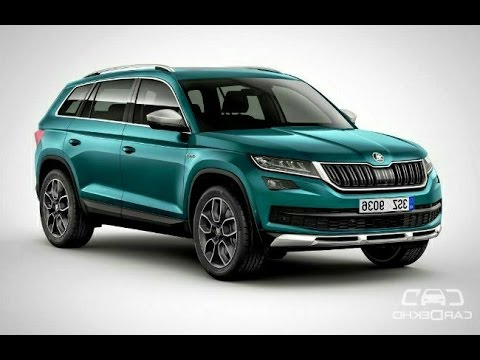 skoda reveals kodiaq scout 2017 on youtube videos reviews youtube. Black Bedroom Furniture Sets. Home Design Ideas