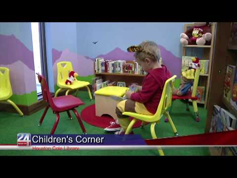 JSU Opens Children's Corner in Houston Cole Library