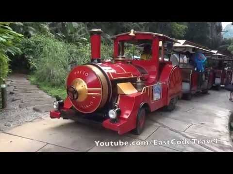 lost world of tam bun theme park Malaysia