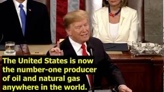 Trump's State of the Union 2019 Full Speech (ENGLISH SUBTITLES)