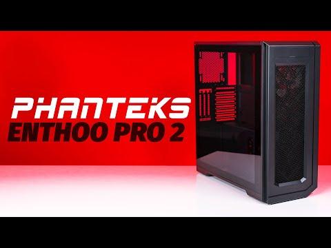 How to Build a PC - Giveaways + Phanteks Enthoo Pro 2 Review - $3000 Intel 10700k /2070 Super
