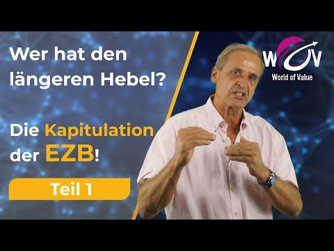 Wer hat den längeren Hebel? Die Kapitulation der EZB! | Florian Homm