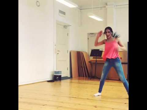 Shraddha Kapoor Dance Rehearsal Making of ABCD 2 Movie  Hard Work Behind The Scene