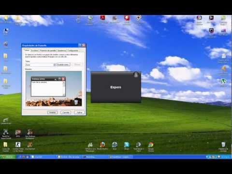Tutorial como instalar tema Zune para Windows
