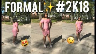 8TH GRADE PROM// GRWM+VLOG #FORMAL2K18 Video