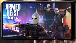 Download Armed Heist (Apk+Obb,Data) on Android {No Any issue} in Hindi