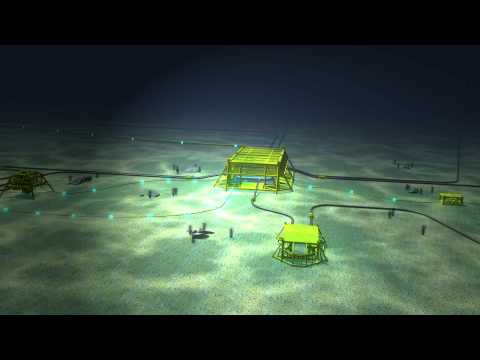 JDR Subsea Animation