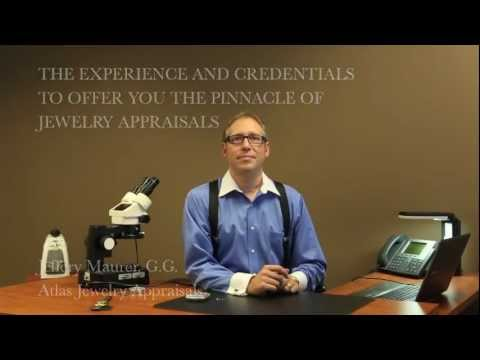 Professional Jewelry Appraisers Experience & Credentials