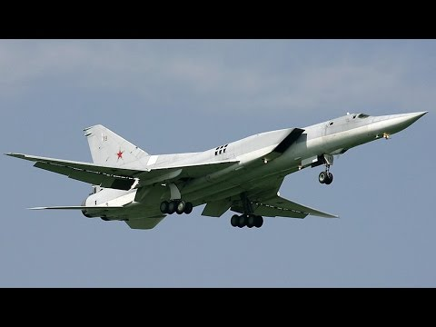 Tu-22 Supersonic Bomber Documentary  - MADE in the USSR