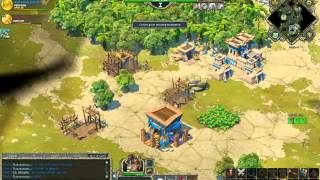 Age of Empires Online - Egyptian - PvP Strategy (2)