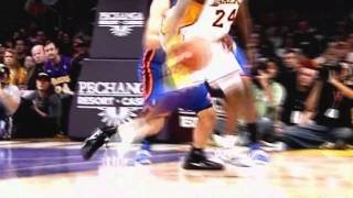 Kobe Bryant - The Footwork