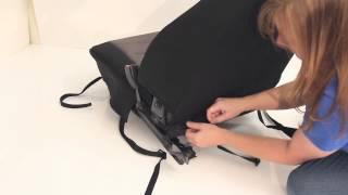 MossMiata Neoprene Seat Cover Installation
