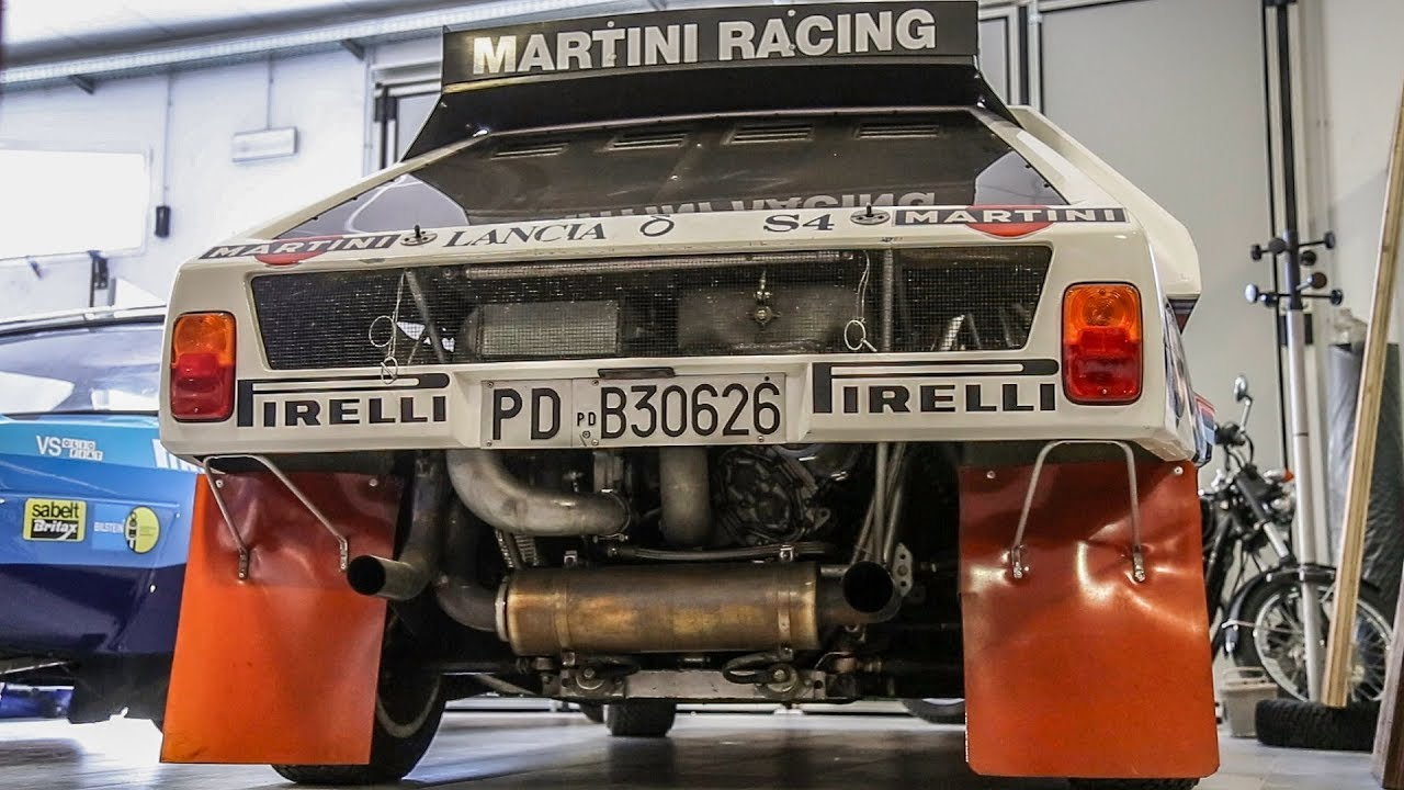 Limone Racconta: Perché Lancia abbandonò i Rally - Davide Cironi Drive Experience (SUBS)