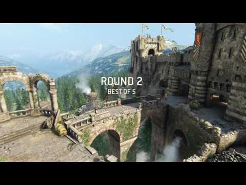 For Honor 1v1 Tournament Finals! ( Warden v Nobushi)