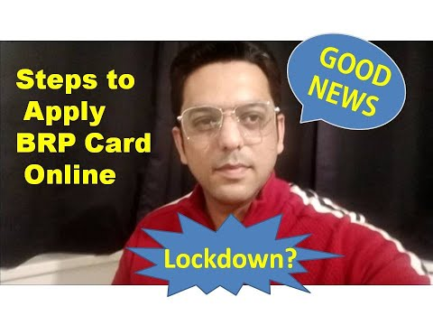Current Situation In UK? How To Get BRP Card Online? Study in UK 2021