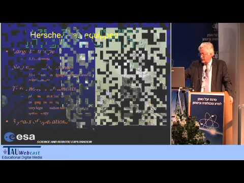 ESA (European Space Agency): Space Science -Prof. David Southwood