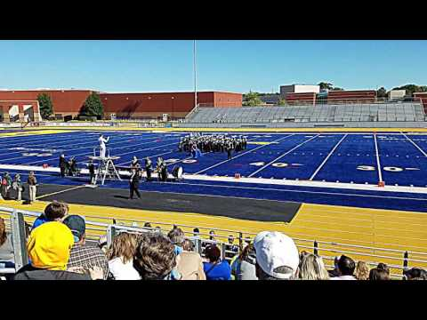 Copy of Mooreville High School Band Competition 10-8-2016  in Tupelo MS